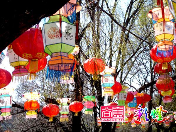 2017年3月10日成都丹景山牡丹花节