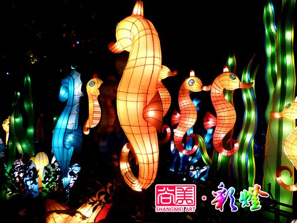 2015年12月25日春节卡通小花灯